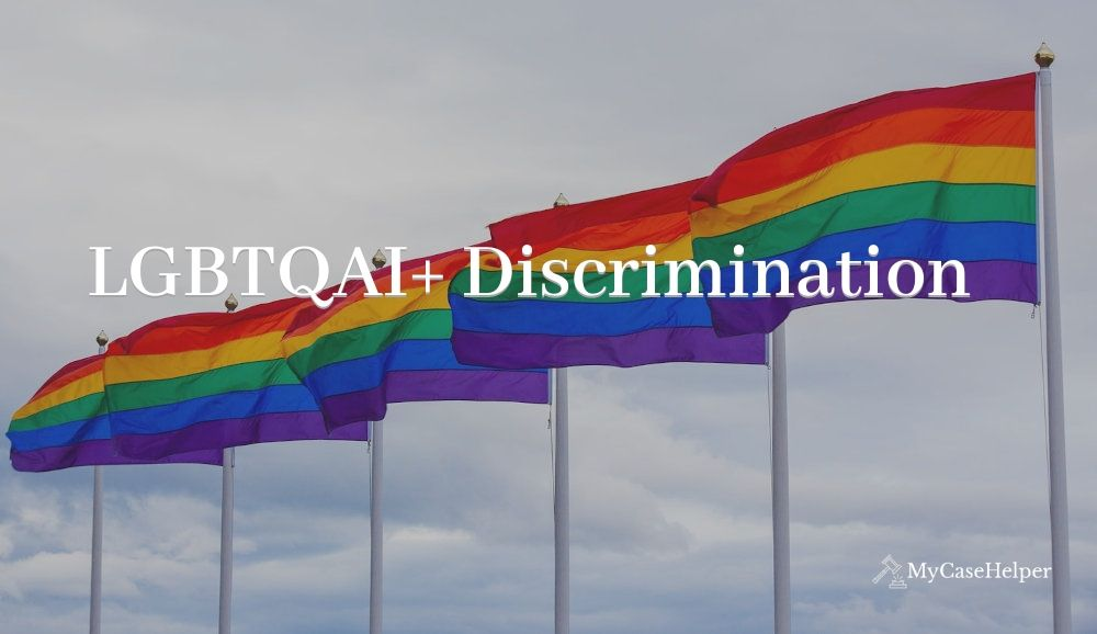LGBTQAI+ Discrimination