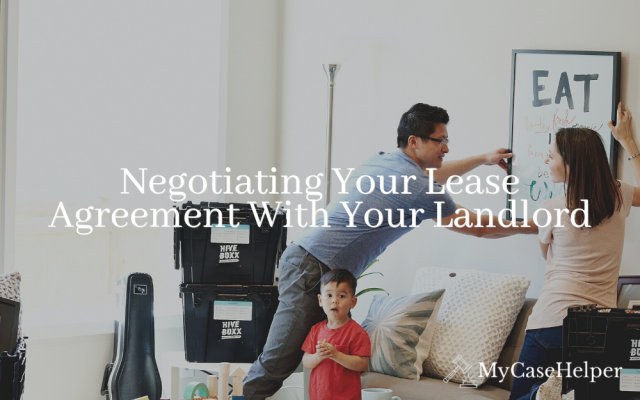 3 Key Steps In Negotiating Your Lease Agreement With Your Landlord