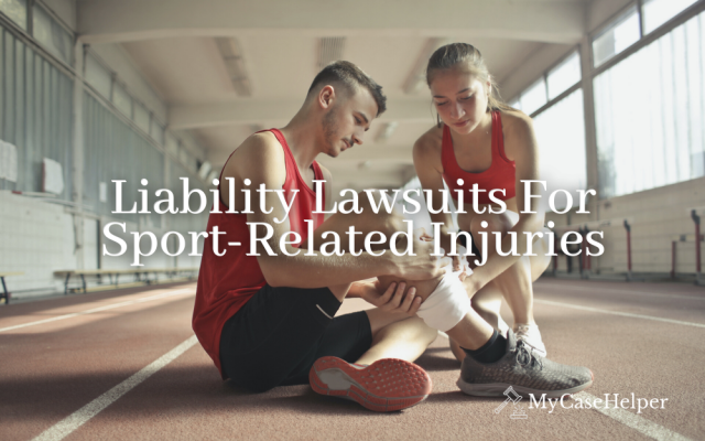 Liability Lawsuits For Sport-Related Traumatic Brain Injuries