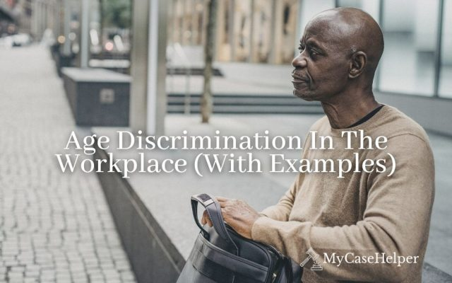 Age Discrimination In The WorkPlace (With Examples)