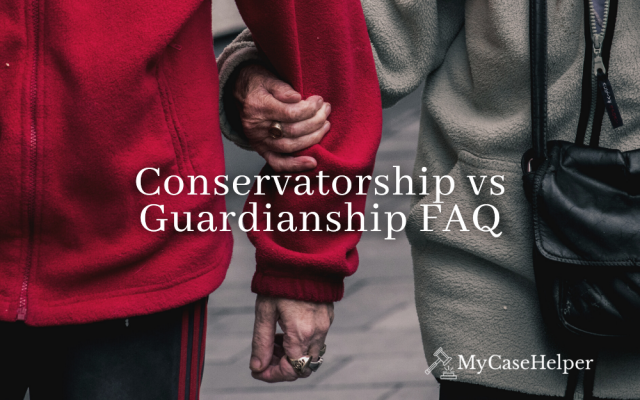 Conservatorship vs Guardianship FAQ (With Examples)